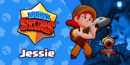 jessie brawl stars