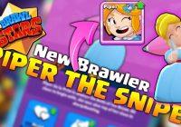 La nueva Brawler Piper