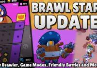 Actualización de Brawl Stars y Darryl