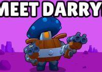 El nuevo Brawler Darryl