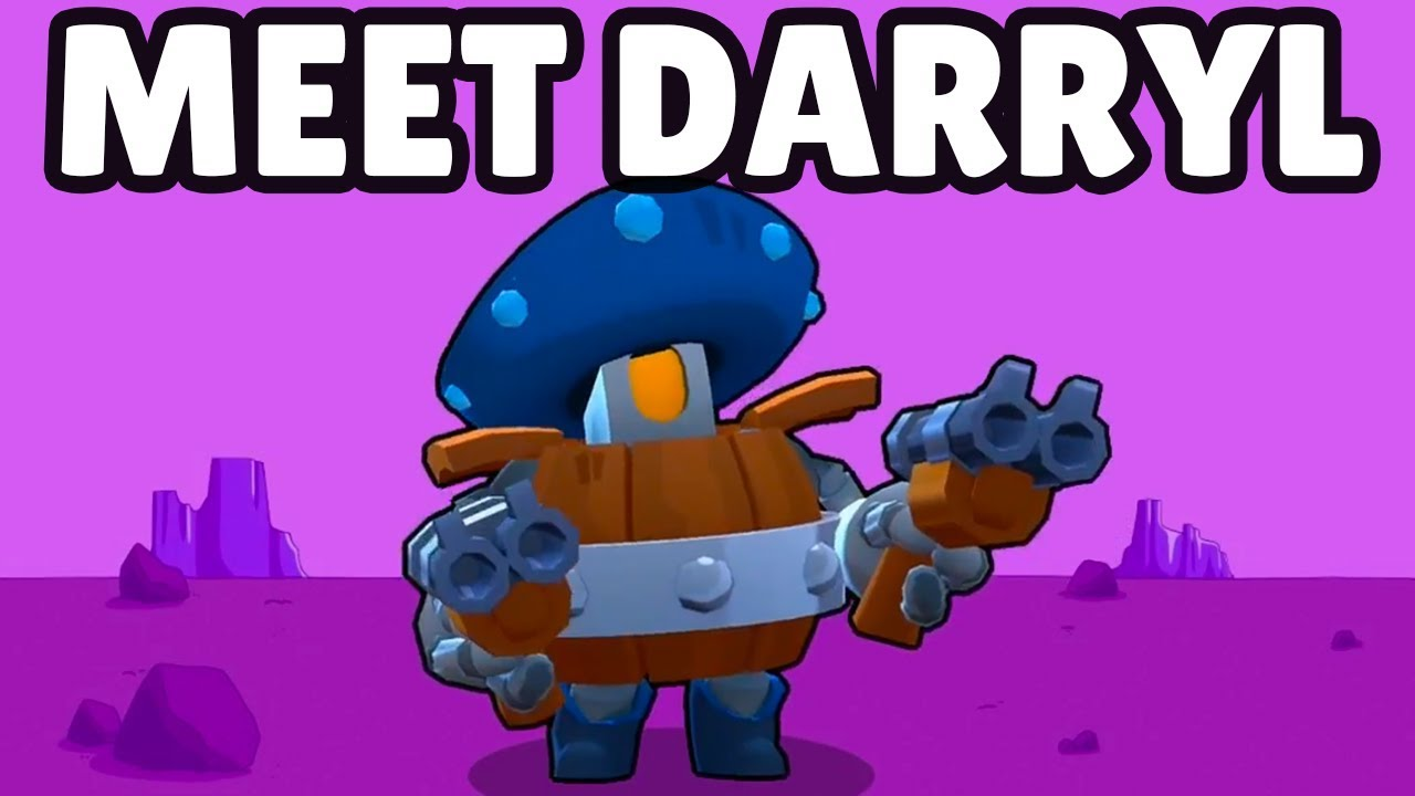 brawler darryl