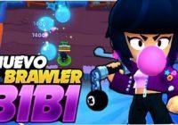 Actualización y nuevo Brawler Bibi