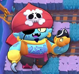 genio pirata brawl stars