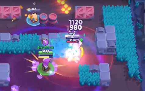 brawl stars emz super