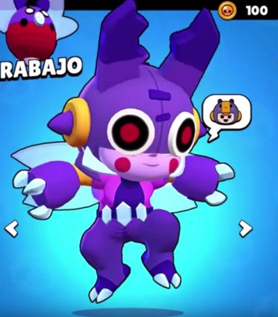 bea megaescarabajo